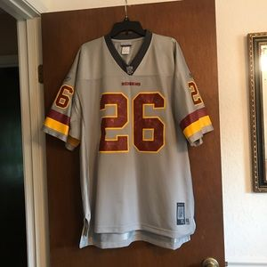 Reebok Men's Washington Redskins Portis Jersey.